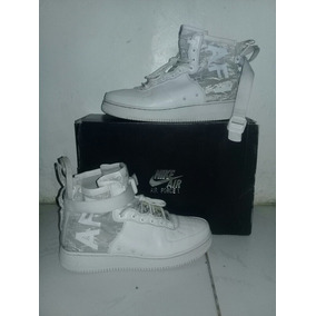 Nike Airforce1 S.f Prm White