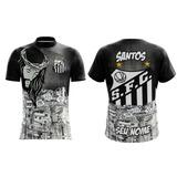 e7ba7ca35a Camisa Do Santos Familia Santista no Mercado Livre Brasil