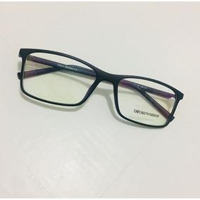 c6083875aa8b5 Armacao Para Oculos De Grau Masculino Discreto - Óculos no Mercado ...
