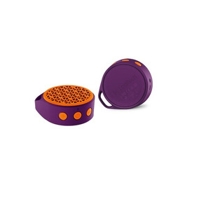 Logitech X50 Bocina Con Bluetooth, Naranja Morado