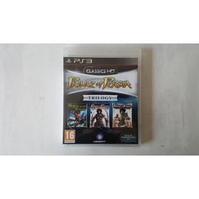 Prince Of Persia Trilogy - Ps3 - Original