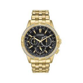 bf366634158 Relogio Citizen Eco Drive Dourado Masculino - Relógios no Mercado ...