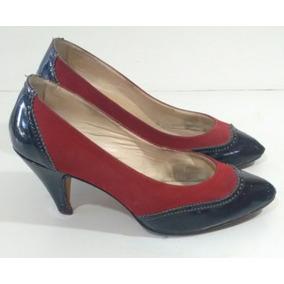 48a68d41 Zapatos De Diseno En Charol - Ropa y Accesorios en Mercado Libre ...