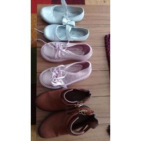 Zapatos: Tenis Y Botines Niña 18 Talla