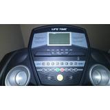 Esteira Ergométrica Elétrica Life Time Lt150 110v | Inclin