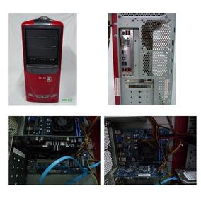 Cpu Amd A8 8gb Ram Radeo Hd 6670 1gb 80gb Hdd