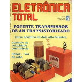 Revista Eletrônica Total 23 - Antiga - Frete Grátis