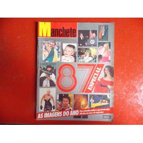 Revista Manchete 1864 - Retrospectiva Dos Fatos De 1987