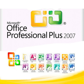 office pro plus 2007