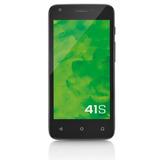 Smartphone Celular 41s Azul 3g Dual