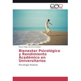 ESCALA DE BIENESTAR PSICOLOGICO PQTE 25 HR