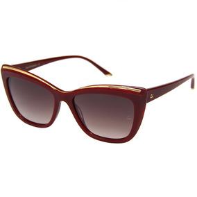 795c9bbe81fbe Oculos Ana Hickmann Vermelho De Sol - Óculos no Mercado Livre Brasil