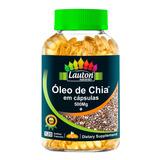 Oleo De Chia 500mg - 120 Caps - Lauton Nutrition