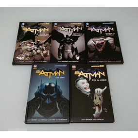 Batman Os Novos 52 Encadernados Dc Comics