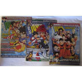 Lote Com 3 Revistas Antigas Ultra Jovem - A71