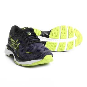 Tênis Asics Gel Preleus Verde Limão (t480n) Feminino - Calçados ... 4f1c492804cc4