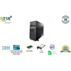 Servidor Torre Ibm Xseries X3300m4 Xeon Six 8gb #lt.129