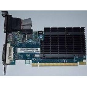 Tarjeta De Video Sapphire Radeon Hd4450pro 512mb Ddr2 Pci