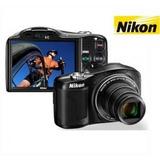 Camara Semiprofecional Nikon Coolpix L610 Como Nueva ..
