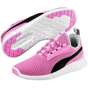 Tenis Puma St Trainer Evo V2 Jr 364028-13 Rosa-negro Dama Oi