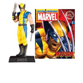 Wolverine - Miniatura De Metal Especial Eaglemoss