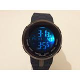 d55aec3836e Relógio Digital Guti Unisex E Analógico Especial + Caixa