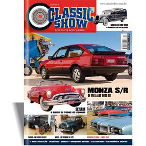 Revista Classic Show 97, Monza S/r, Buick Skylark, Caminhão