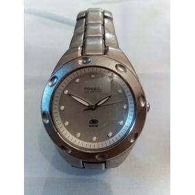 fd20a90db770 Reloj Fossil Blue 100 Metros Para Dama - Reloj de Pulsera en Mercado ...