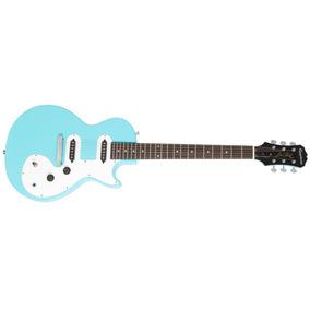 Guitarra Electrica Epiphone Les Paul Sl Pacific Blue (pcb)