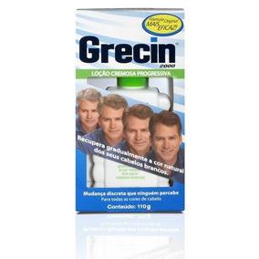 Tintura Loção Cremosa Grecin 2000 Pró-vitamina B5 Instantan 22718d37e1c2b