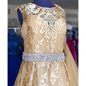 Hermoso Vestido Noche Moda 2018