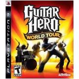 Guitar Hero World Tour Ps3 Nuevo (en D3 Gamers)