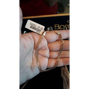 Rommanel Pulseira Formada Fio Grumet 0,60 Duplo 18cm 550252