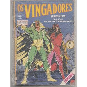 Gibi Os Vingadores N° 1 - Especial - Ed. Abril - U