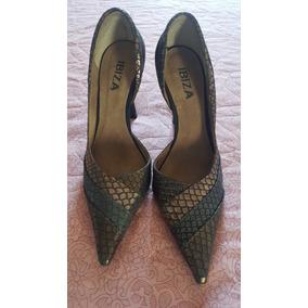 381060eb1 Sapato Scarpin Ibiza N 33 Feminino - Sapatos no Mercado Livre Brasil