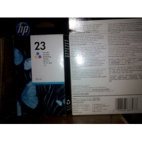 Tinta Hp 23 Original, Ofertas......