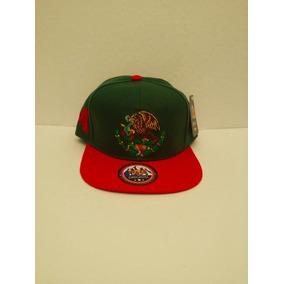 Gorra Original Hecho En Mexico Aguila Snapback Unitalla 1eeace7584f