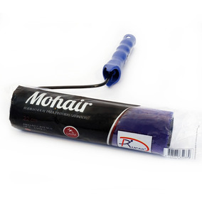 Rodillo Mohair Para Latex Rucar 22 Cms - Pisano