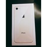 Iphone 8 64 Gb Gold Nuevo Caja Cerrada Liberado