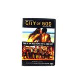 Filme Dvd Cidade De Deus City Of God Inglês Original A9881