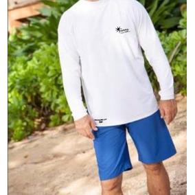 e9ce164229 Camisa Termica Para Piscina - Camisa Manga Longa no Mercado Livre Brasil