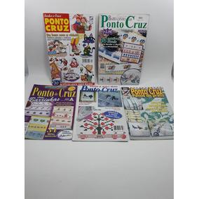 Revista Kit Com 5 Temas Barradinhos Animais Borboletas Usado
