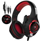Auriculares Xbox One | Auriculares Para Juegos Redhoney Ps4