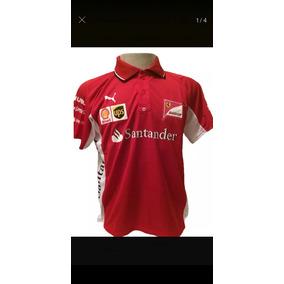 af118a0270156 Kit Atacado Revenda Camisas Polo Ferrari Santander 6 Pecas