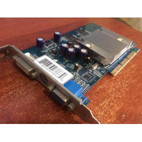 Tarjeta De Video Nvidia Geforce Fx 5200 128mb Agp
