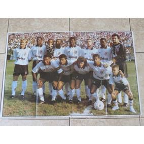 Revista Corinthians Campeão Dos Campeões Nº 2 Poster Gigante