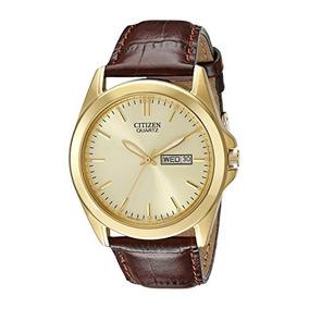 a90176aedb5 Reloj Citizen Watch Quartz Dorado Base Metalwatch Co 5530 - Relojes ...