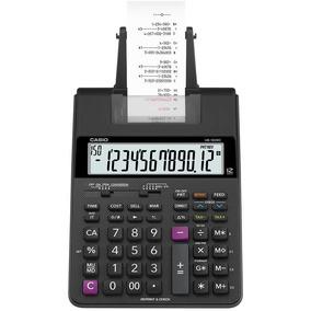809d020f35d Calculadora De Mesa C bobina 12digitos Casio Brasil Cx 1 Un