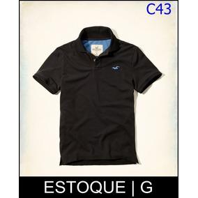 Kit 2 Camisa Polo Social Hollister Original Importado Entreg adaa64b187a66