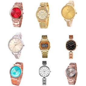 Relojes Dama Metálicos Y Moda Nuevo Oferta Saldos